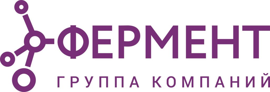 Логотип Группа компаний Фермент
